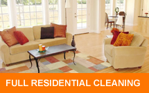 Full Residential Cleaning
